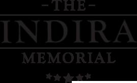 THE INDIRA MEMORIAL