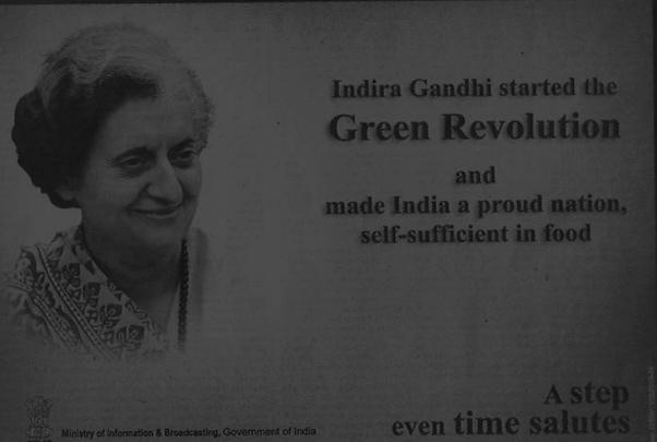 Green</br>Revolution