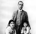 Jawaharlal Nehru Kamla Nehru & Indira Priyadarshni Anand Bhawan 1918