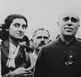 Indira Nehru Jawaharlal Nehru and Subash Chandra Bose Haripura