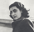 Indira Priyadarshini Nehru photograph taken by Feroze Gandhi London 1940-41