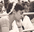 At the session of the All India Congress Committee, Bangalore 1951