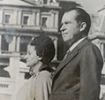 President Richard Nixon of the USA, Washington, November 1971