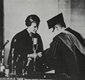 Doctor of Law, Honoris Causa, Waseda University, Japan, June 27, 1968