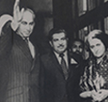 President-Zulfikar-Ali-Bhutto of Pakistan, Shimla, July 1972